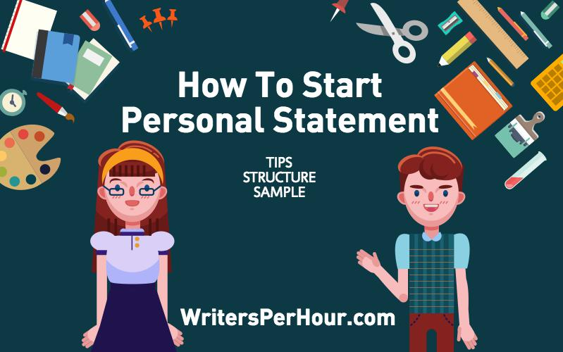 What is personal statement?
