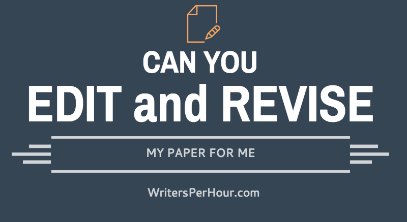 Who can I pay if I need my paper to beimproved?